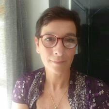 Henkilön Marie-Sylvaine käyttäjäprofiili