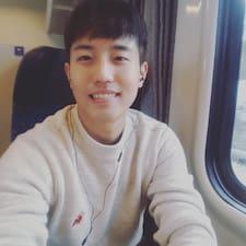 Профиль пользователя Hyungjun