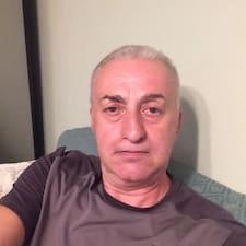 Gianni Pietro的用戶個人資料