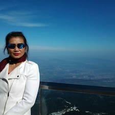 Profil utilisateur de Nittaya