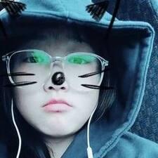 Användarprofil för 潇涵