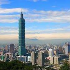 Taipei felhasználói profilja