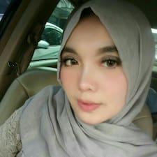 Profil utilisateur de Melfa