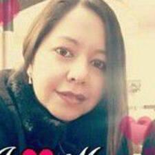Diana M felhasználói profilja