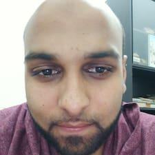 Nusrat felhasználói profilja