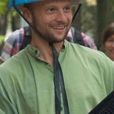 Gebruikersprofiel István