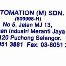 Dnc Automation (M) Sdn Bhd User Profile