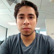 Miguel Erasmo用戶個人資料