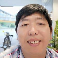 Profil utilisateur de Chong Lim