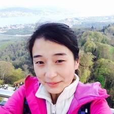 Wenshu felhasználói profilja