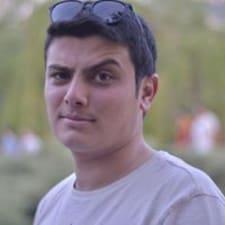 Profil Pengguna Mehmet