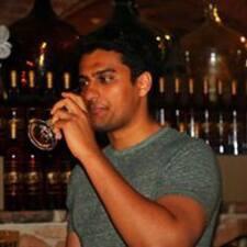 Användarprofil för Vijith Reddy