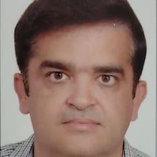 Användarprofil för Ashish Kumar