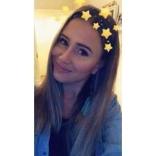 Profil utilisateur de Jane