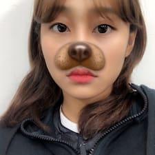 Profil utilisateur de 지윤