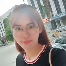 Pinks User Profile