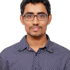 Användarprofil för Prana