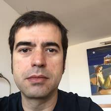 Профиль пользователя Jordi