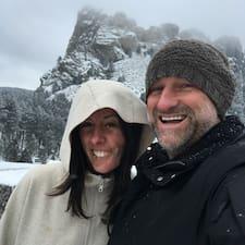 James & Amy Brukerprofil