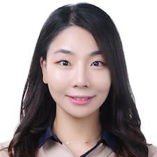 Jisun felhasználói profilja