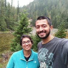Profil utilisateur de Geetha & Sandeep