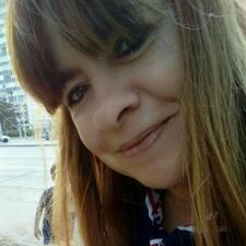 Csilla felhasználói profilja