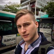 Matej - Uživatelský profil