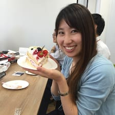 Gebruikersprofiel Michiko