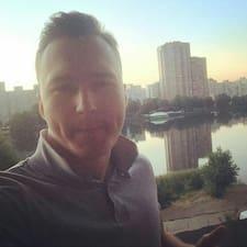 Yevhen User Profile