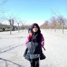 Aina Amirah User Profile