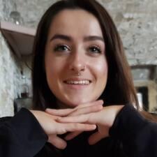Profil utilisateur de Frederika