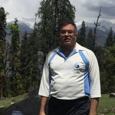Profil Pengguna Sidharath