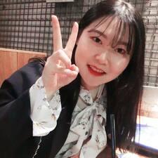 Seulgi felhasználói profilja