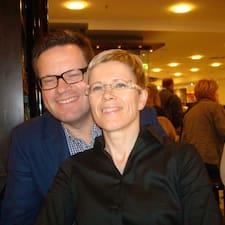 Henkilön Anne & Håkan käyttäjäprofiili