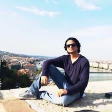 Profil utilisateur de Rhishikesh