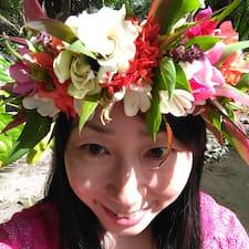 Nutzerprofil von Keiko