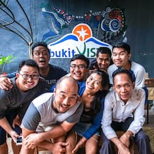 Profil utilisateur de Bukit Vista Hosts