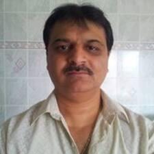 Parimal - Uživatelský profil