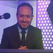 Notandalýsing Pedro Alejandro