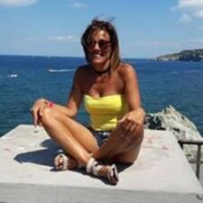 Agnese felhasználói profilja