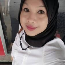 Rosmuhaiza felhasználói profilja
