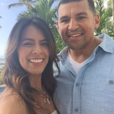 Martha & Jose-Andres User Profile