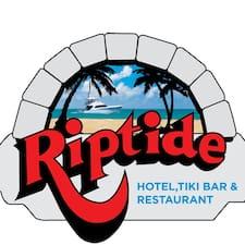 Perfil do usuário de Riptide