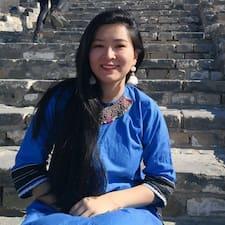 Профиль пользователя Jiayi