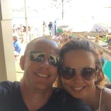 Profil korisnika Nicole & Brett