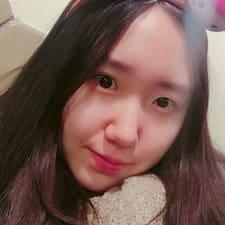 Användarprofil för Eunjung