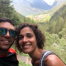โพรไฟล์ผู้ใช้ Yacine & Sandra