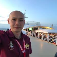 Kok Hong felhasználói profilja
