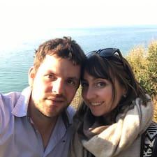 Pierre & Stéphanie User Profile