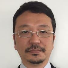 Nutzerprofil von Hidemitsu